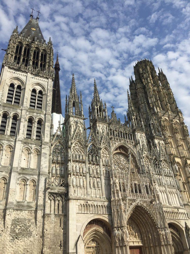 Rouen Normandy France